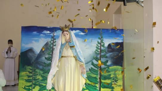 Paróquia Nossa Senhora do Líbano celebra dia da padroeira